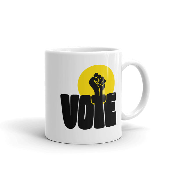 VOTE/POWER Coffee Mug