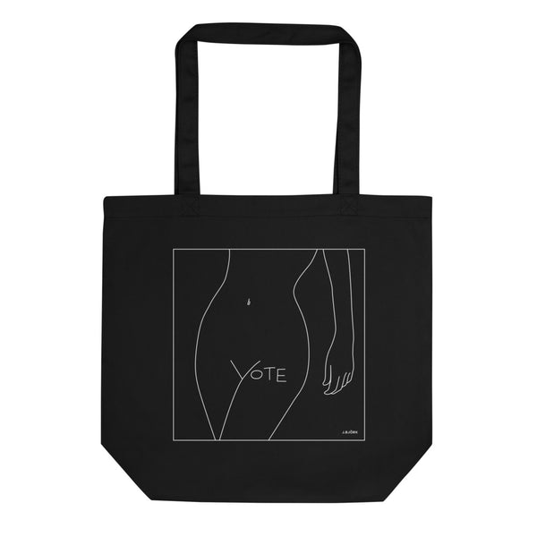 VOTE (No. 1) Eco Tote Bag