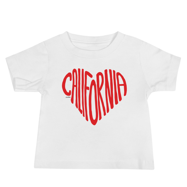 California Love T-shirt, Baby
