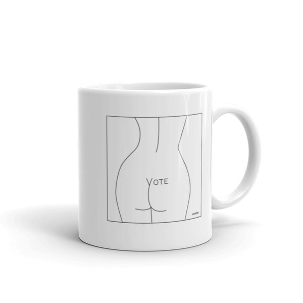 VOTE (No. 2) Coffee Mug