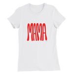 Mama T-Shirt, Women's Slim Fit