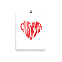 California Love, Poster