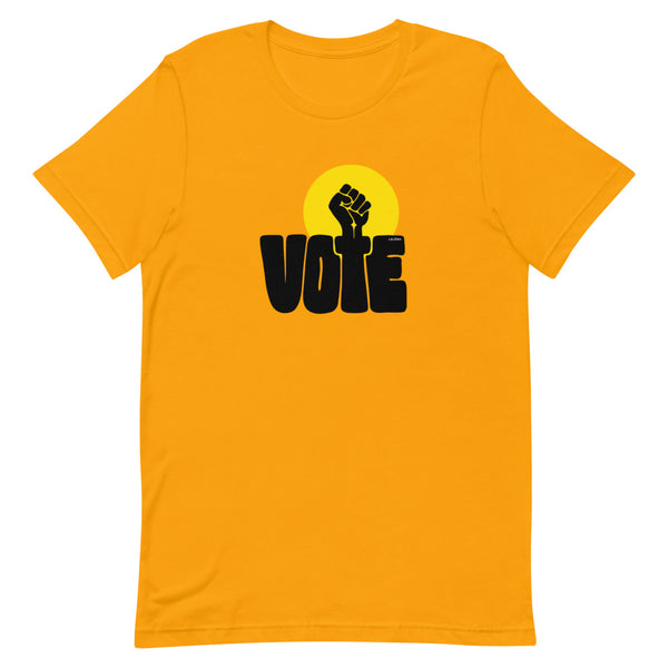 VOTE/POWER T-shirt, Unisex (9 colors)