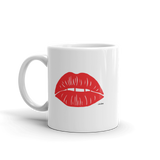 Lips (No #1) Coffee Mug