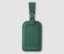 Load image into Gallery viewer, Luggage tag - Green