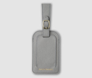 Luggage tag - Dove Grey