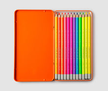 Load image into Gallery viewer, Printworks 12 Color Pencils - Neon