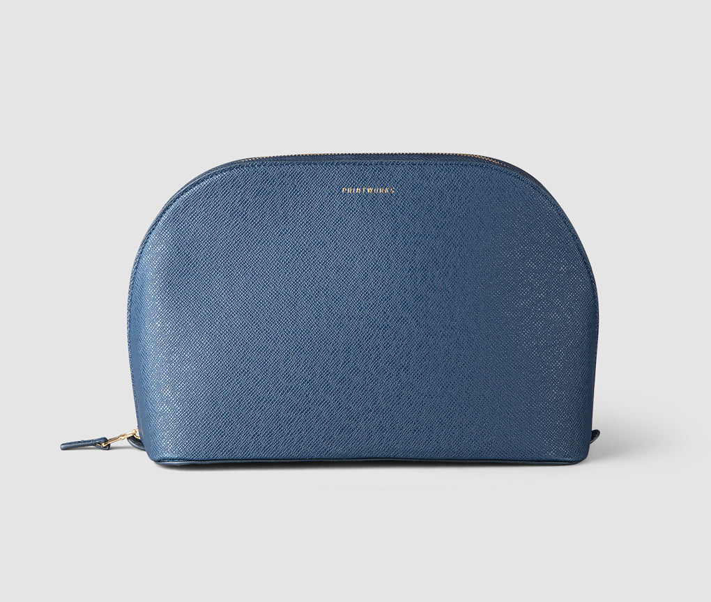 Toiletry Bag - Blue