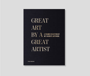 Frame Book - Great Art Black