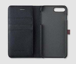 Iphone Wallet PLUS (Grey/Pink)