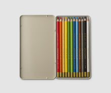 Load image into Gallery viewer, 12 Color Pencils