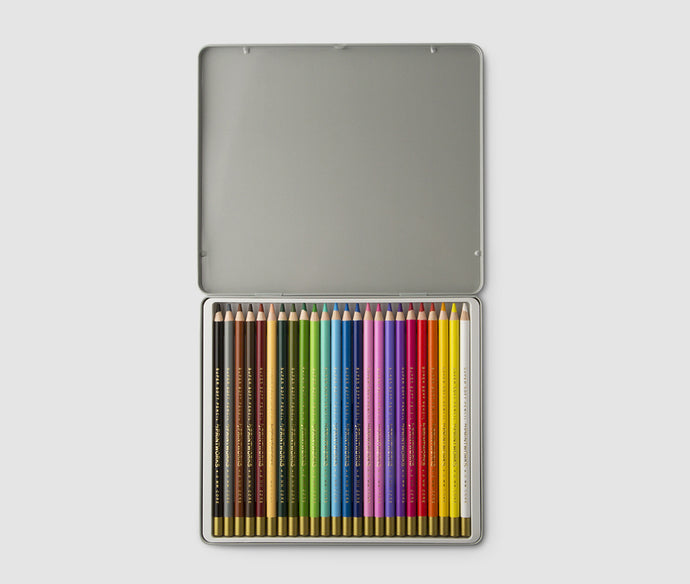 24 Color Pencils