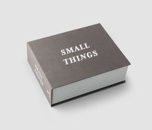 Load image into Gallery viewer, Small Things Box - Grey