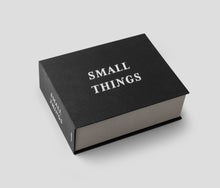 Load image into Gallery viewer, Small Things Box - Black