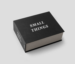 Small Things Box - Black