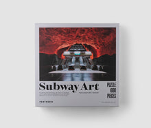 Load image into Gallery viewer, Puzzle - Subway Art Fire