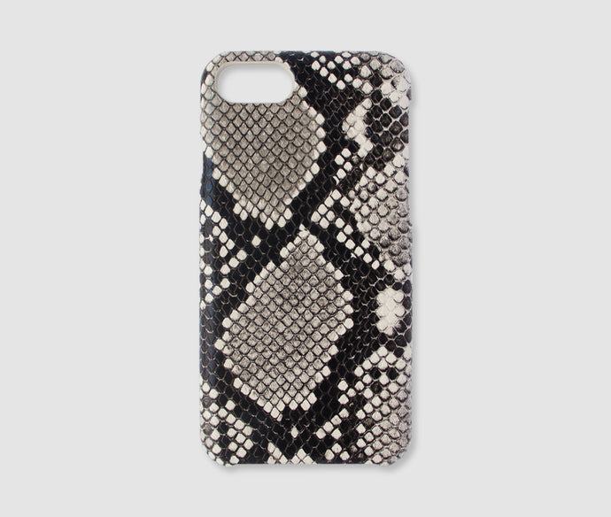Iphone 7/8 Case - Beige Snake
