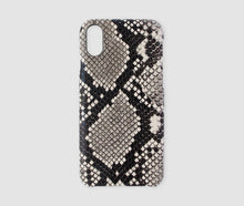 Load image into Gallery viewer, iPhone XS Max Case - Beige Snake