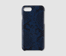 Load image into Gallery viewer, Iphone 7/8 Case - Blue Snake