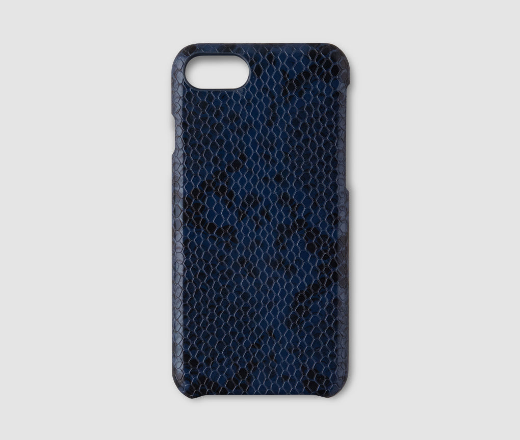 Iphone 7/8 Case - Blue Snake
