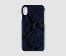 Load image into Gallery viewer, iPhone XR Case - Blue Snake