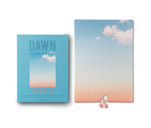 Sky Series Puzzle - Dawn