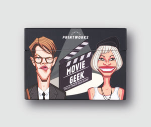 Trivia game - Movie Geek