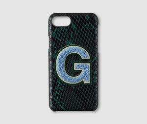 Iphone 7/8 Case - Green Snake