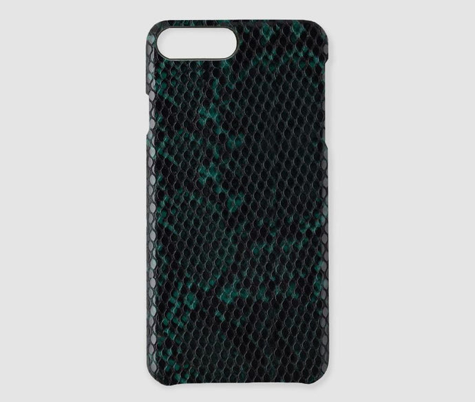 iPhone X/XS Case - Green Snake