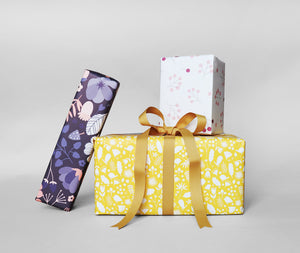 Des Fleures - Gift Wrapping Paper Book