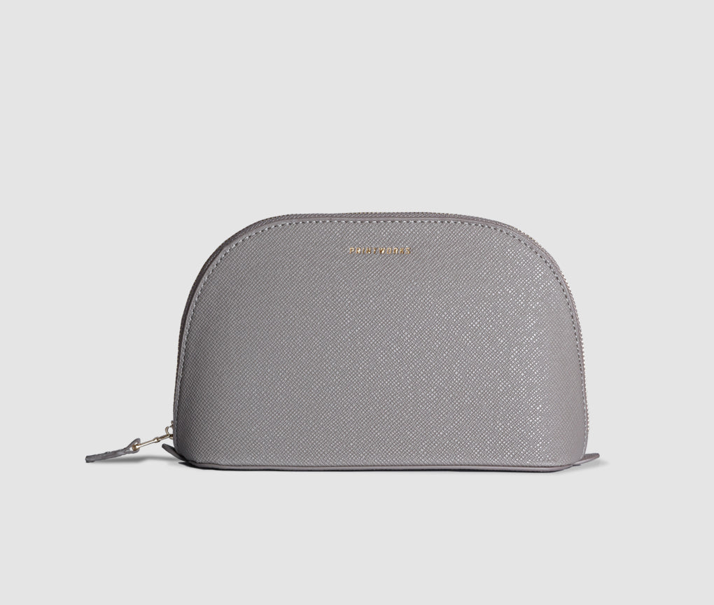 Makeup bag - Dove Grey