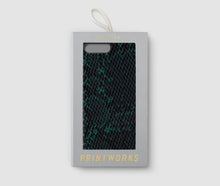 Load image into Gallery viewer, Iphone PLUS Case - Green Snake
