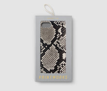 Load image into Gallery viewer, Iphone 7/8 Case - Beige Snake