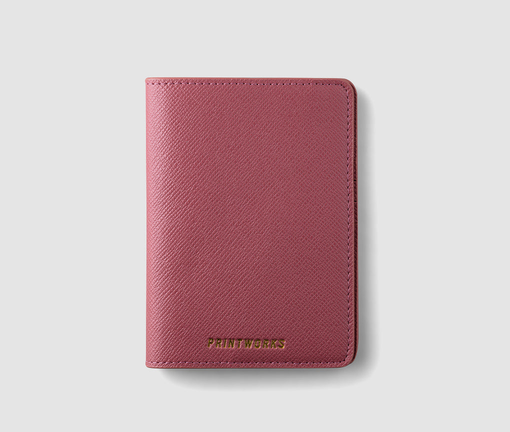 Passport holder - Pink