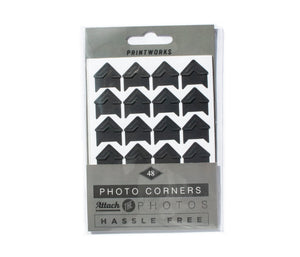 Photo Album - Photo Corners
