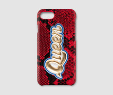 Load image into Gallery viewer, Iphone 7/8 Case - Red Snake