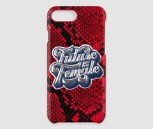 Load image into Gallery viewer, Iphone PLUS Case - Red Snake