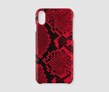 Load image into Gallery viewer, iPhone XR Case - Red Snake