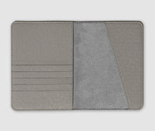 Load image into Gallery viewer, Passport holder - Dove Grey