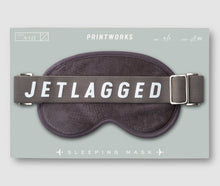 Load image into Gallery viewer, Eye mask -Dove Grey