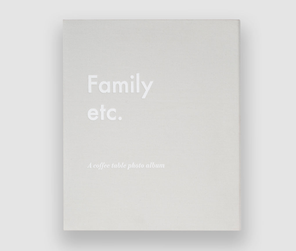 Photo Album - Family etc.