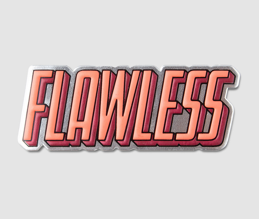 Sticker - Flawless Pink