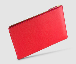 Laptop Case (red/cerise) - 13-15 inch