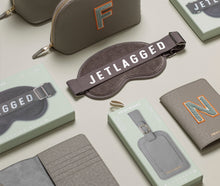 Load image into Gallery viewer, Luggage tag - Dove Grey
