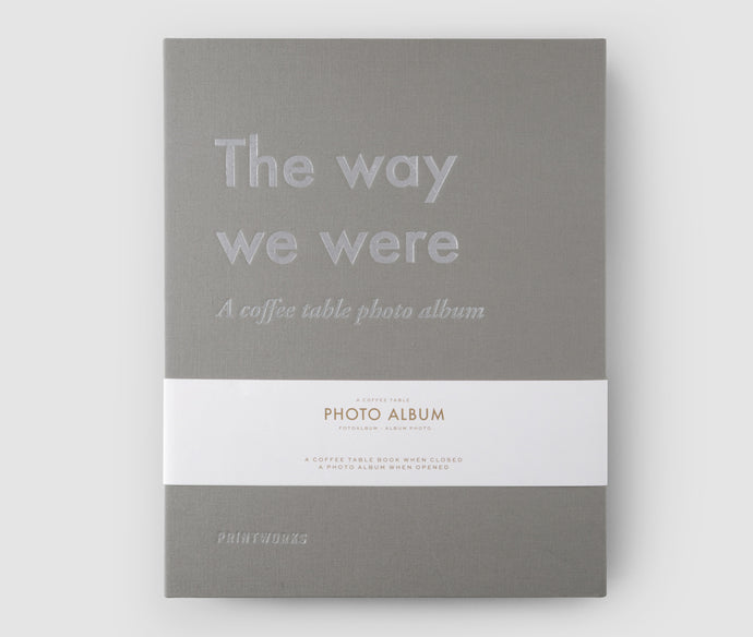 Photo Album - The Way We Were