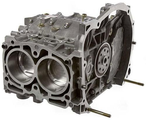 Brand New EJ207 Short Block