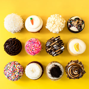 Assorted Cupcakes Pack