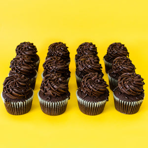 Double Chocolate Cupcakes Pack