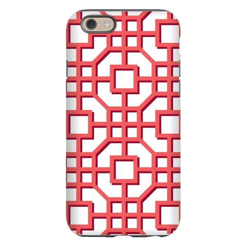 Fret Coral Phone Case