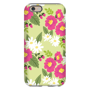 Lillian Floral Bright Phone Case